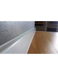 Listwa przypodłogowa biała Venezia 7,5cm KORNER 2,5mb